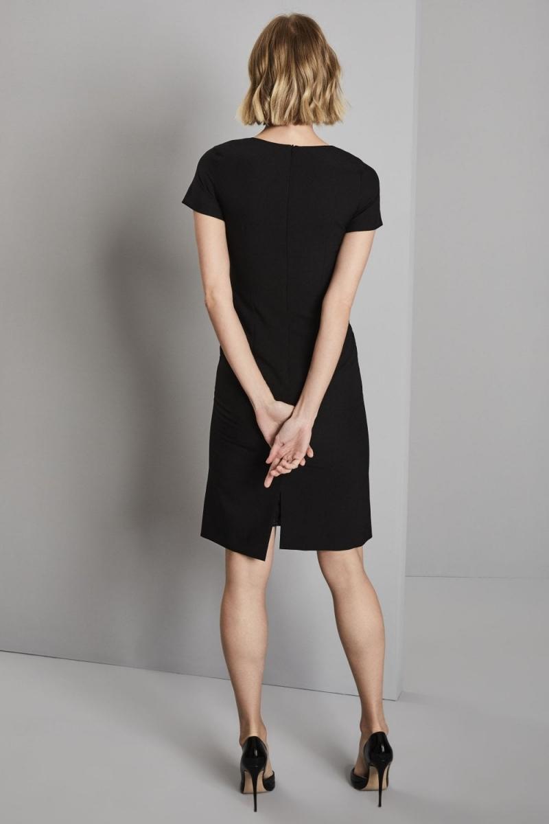 Select Ladies Dress, Black