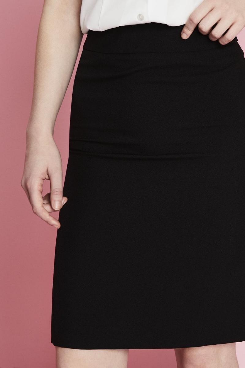 Select Ladies Skirt, 23in, Black