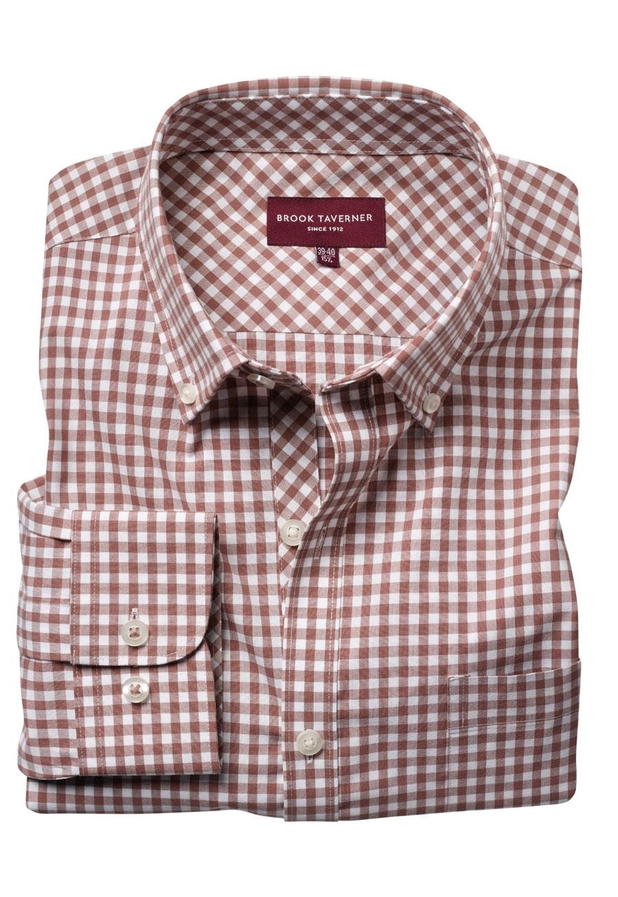 Montana Shirt Brown