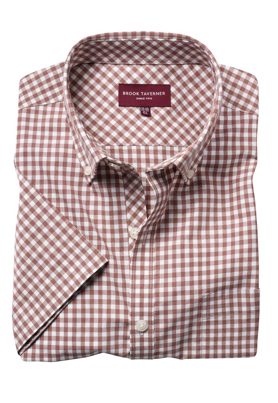 Portland Shirt Brown