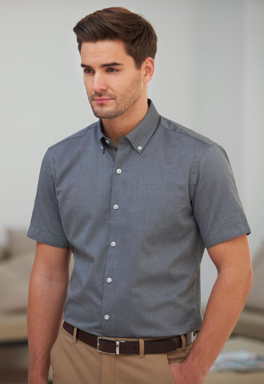 Calgary Shirt Grey