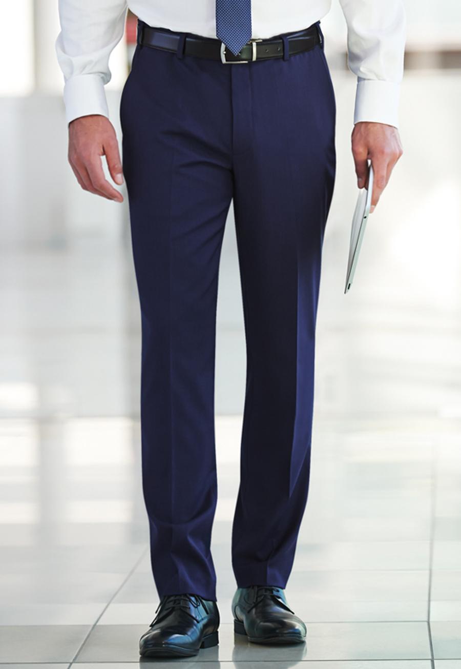 Cassino Slim Fit Trouser Navy