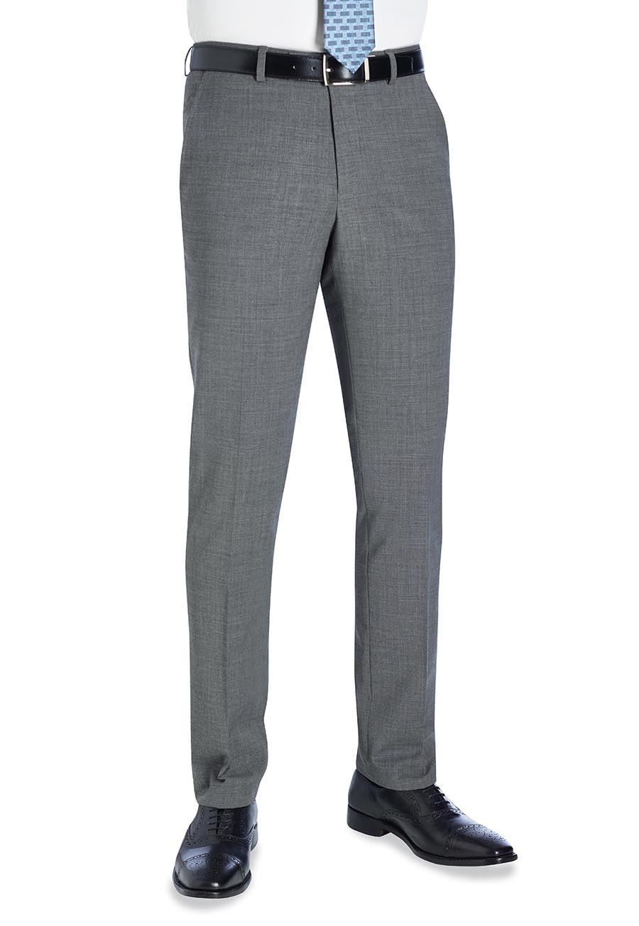 Cassino Slim Fit Trouser Light grey