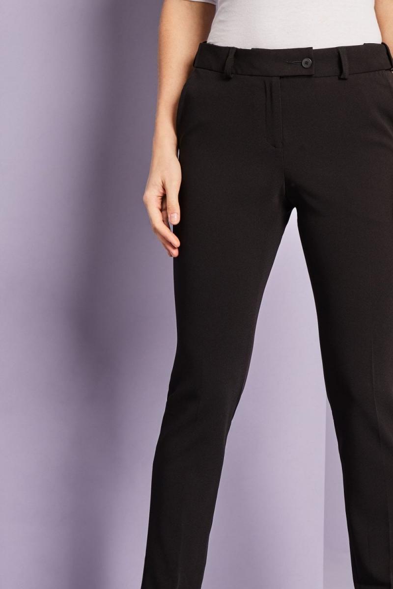 Cigarette Pants, Black