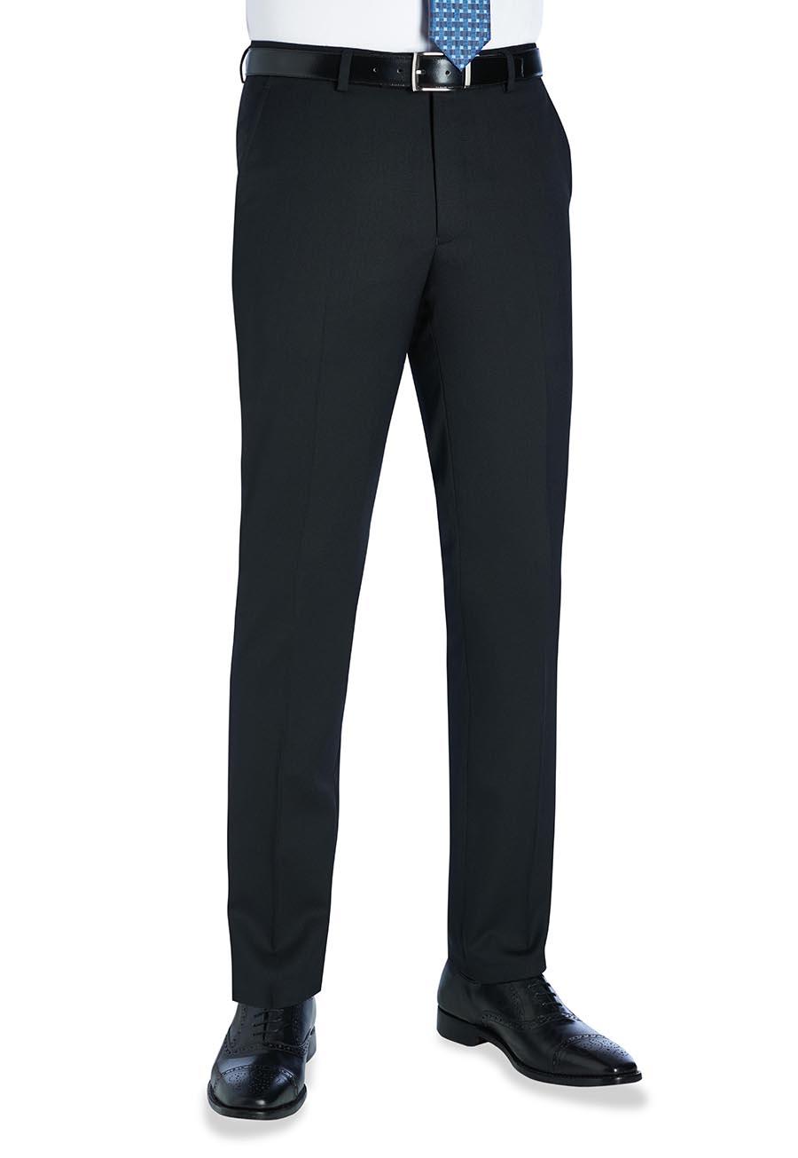 Holbeck Slim Fit Trouser Black