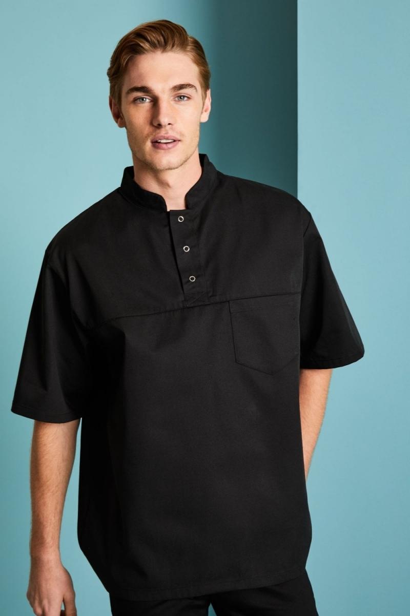 Definitive Men's Tunic, Black