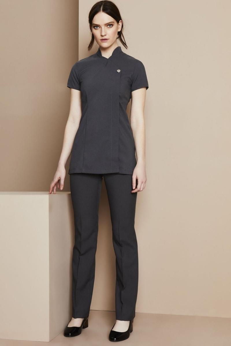 Select Ladies Bootleg Pants, Grey