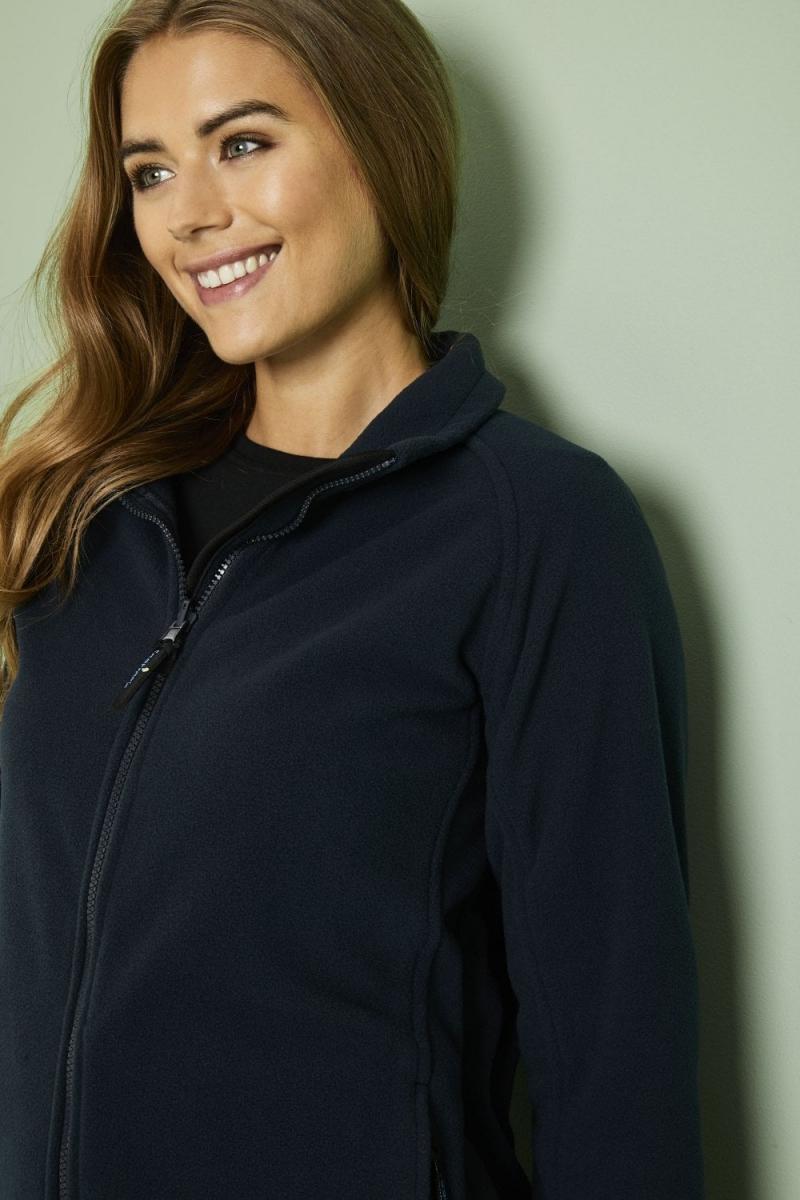 Unisex Anti-Pill High Performance Fleece Jacket, Navy