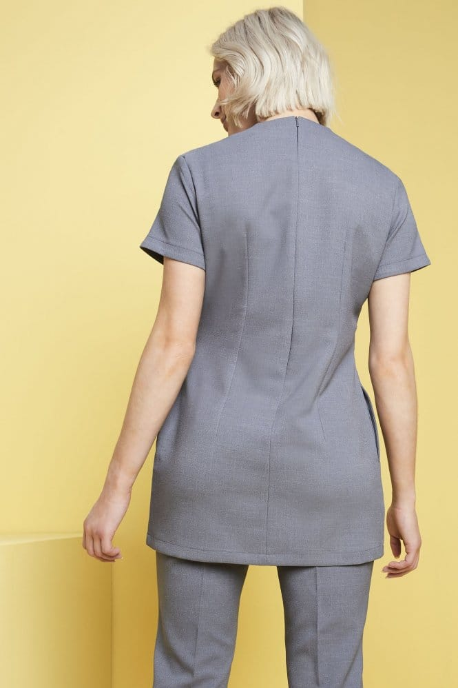 D Ring Tunic, Oyster
