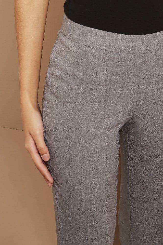 Slim Leg Pants, Regular, Oyster