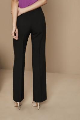 Select Ladies Parallel Leg Pants, Black