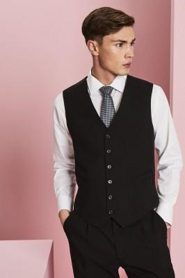 Select Men's Classic Vest, Black