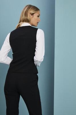 Select Ladies Classic Vest, Black