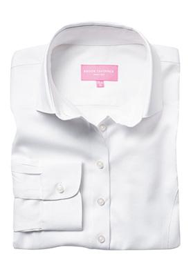Aspen Shirt White