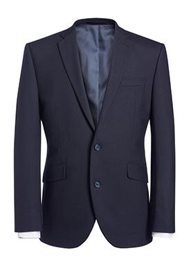 Dijon Tailored Fit Jacket Navy
