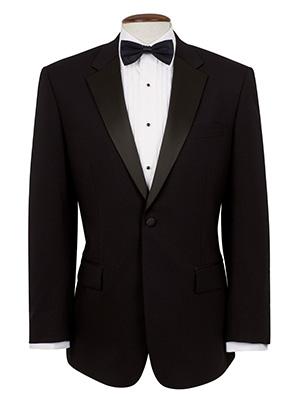 Chiswick Dinner Suit Black