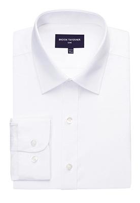 Vulcan Slim Fit Shirt White