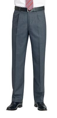 Branmarket Trouser Mid Grey
