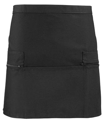 Waist apron Black