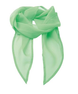 Colours Chiffon scarf Apple