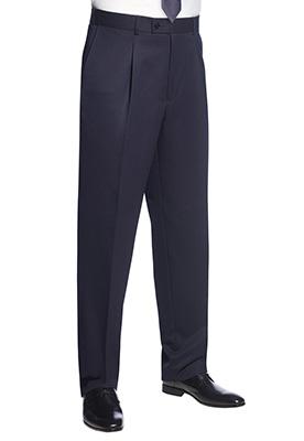 Atlas 'Waistease' Trouser Navy