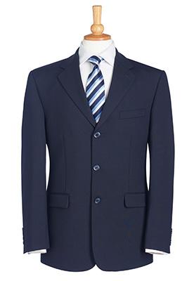 Langham Classic Fit Jacket Navy