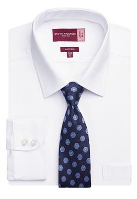 Mantova Classic Fit Shirt White