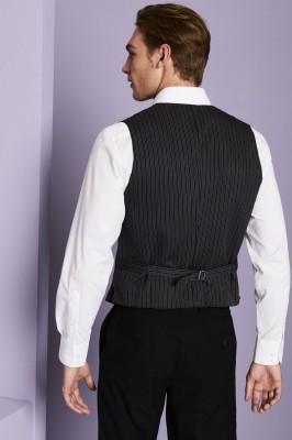 Prestige Men's Vest, Morning Stripe