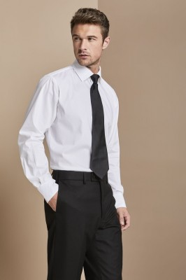 Clipon Tie, Black