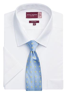 Rosello Classic Fit Shirt White