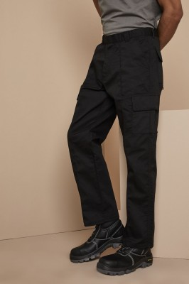 Unisex Combat Pants, Black,