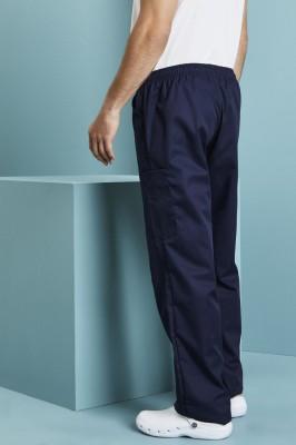 Unisex Combat Scrub Pants, Navy