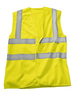 High Visibility Vest, Yellow