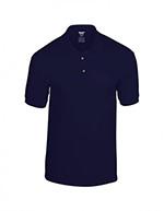 Gildan DryBlend Jersey Knit Polo, Navy