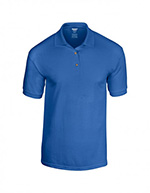 Gildan DryBlend Jersey Knit Polo, Royal