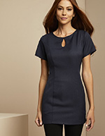 Salon and spa tunics for ladies and men uniforms canada for Spa uniform canada