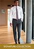 Cassino Slim Fit Trouser Grey Check